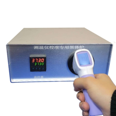Thermometer calibrator