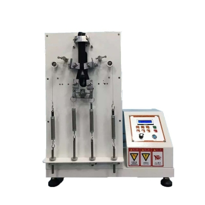 Electronic zipper reciprocating fatigue tester