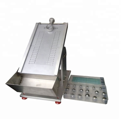 Adhesion strength testing machine