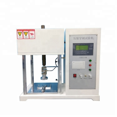 Safety Footwear Compression Testing Machine