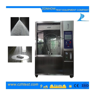 IP Class Rain Spray Simulation Environmental Test Chamber, Water Proof Test Equipment